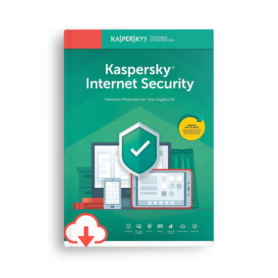 [1 Tahun] Kaspersky Internet Security